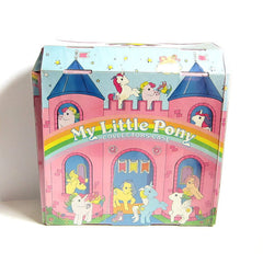 My Little Pony Collectors Case with Dream Castle