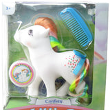 Confetti My Little Pony 35th Anniversary replica toy