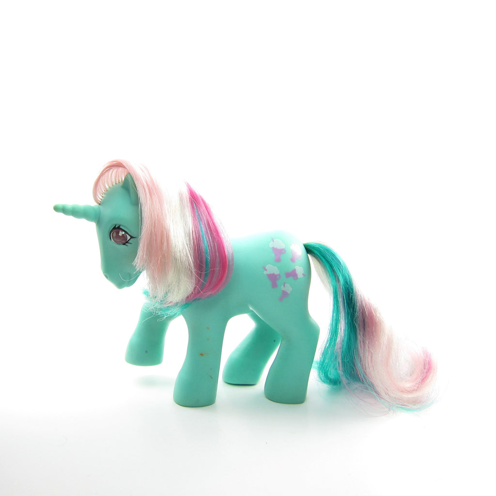 Fizzy My Little Pony Vintage G1 Twinkle Eyed Pony