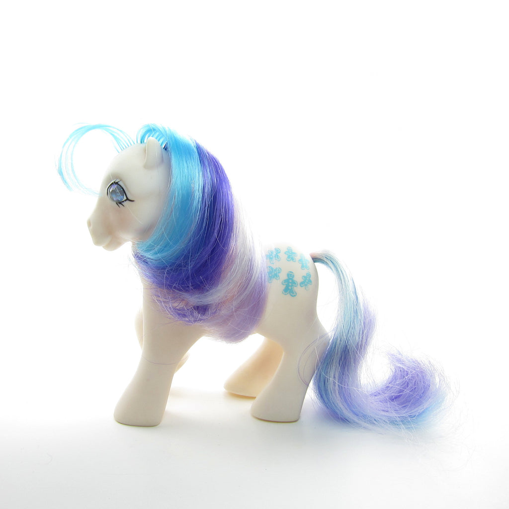 Gingerbread Twinkle Eyed My Little Pony Vintage G1