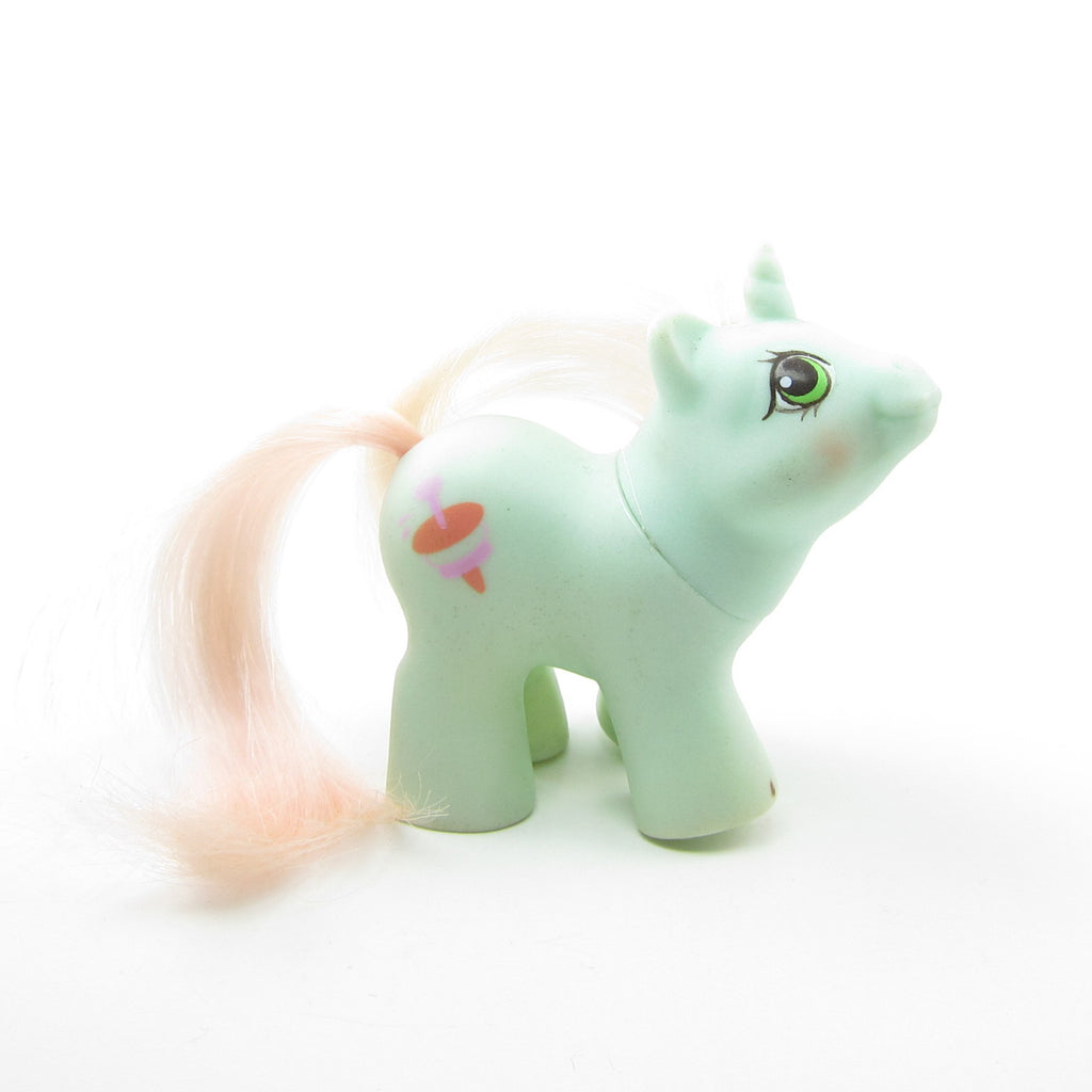Jabber Newborn Twins G1 My Little Pony