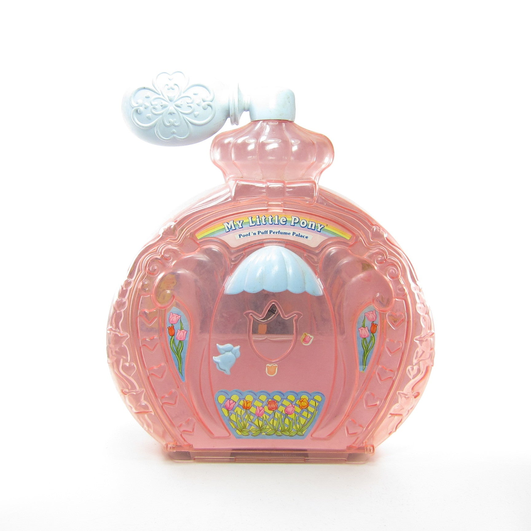 My Little Pony Poof 'n Puff Perfume Palace playset