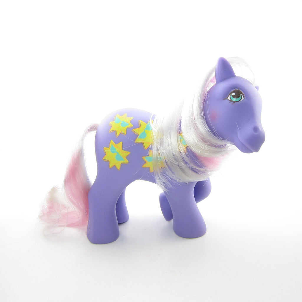 Shoreline Sunshine Ponies My Little Pony Vintage G1
