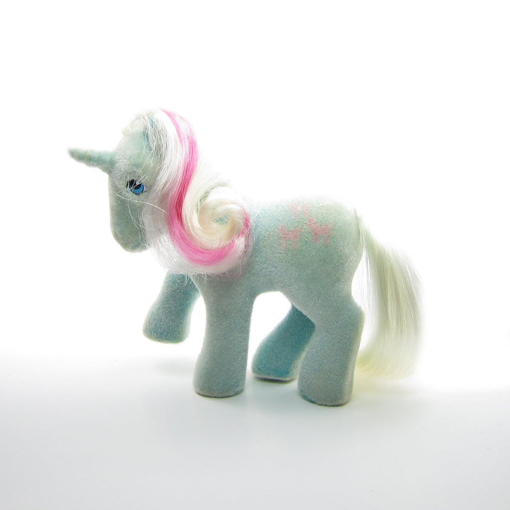 So Soft Fifi My Little Pony Vintage G1 Unicorn