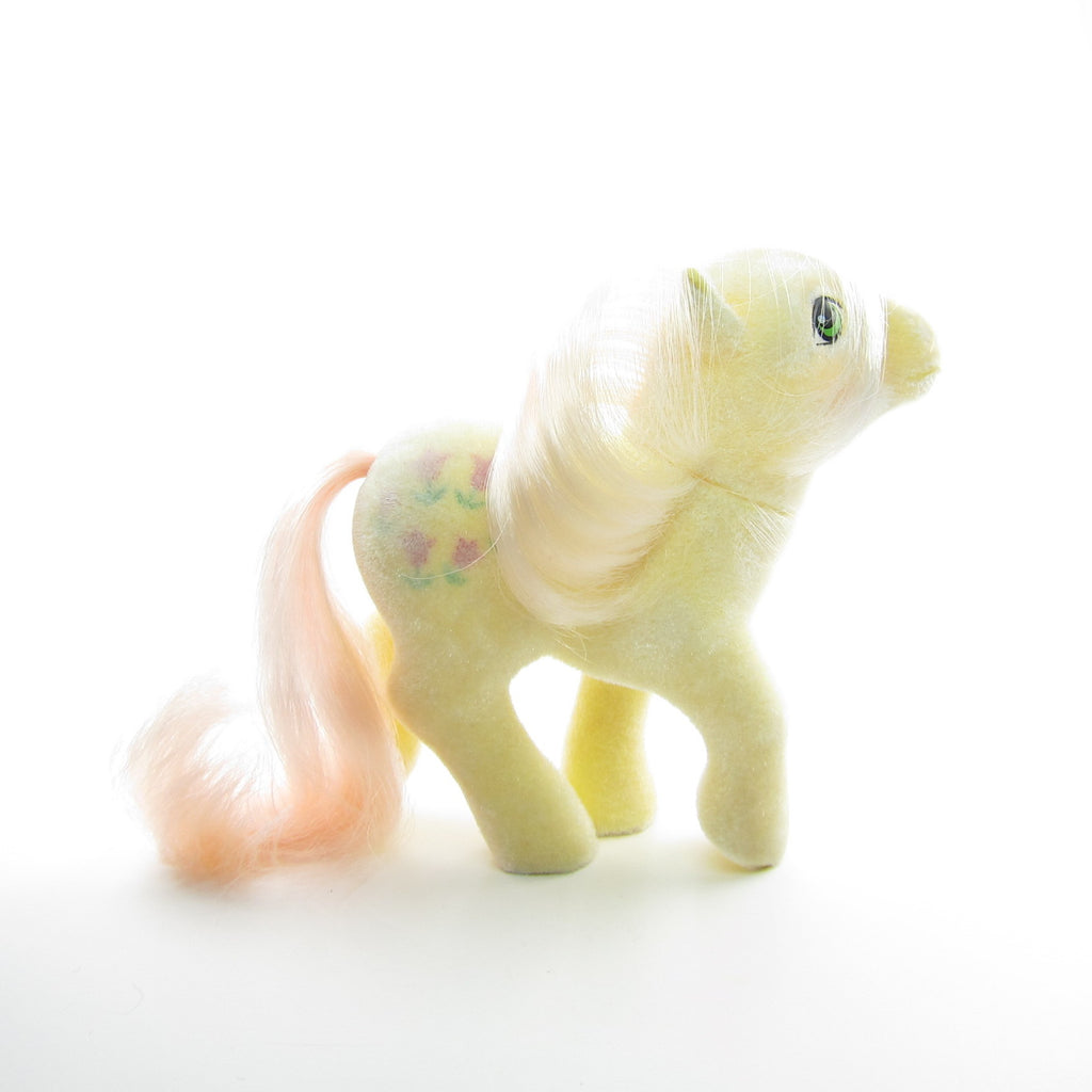 So Soft Posey My Little Pony Vintage G1
