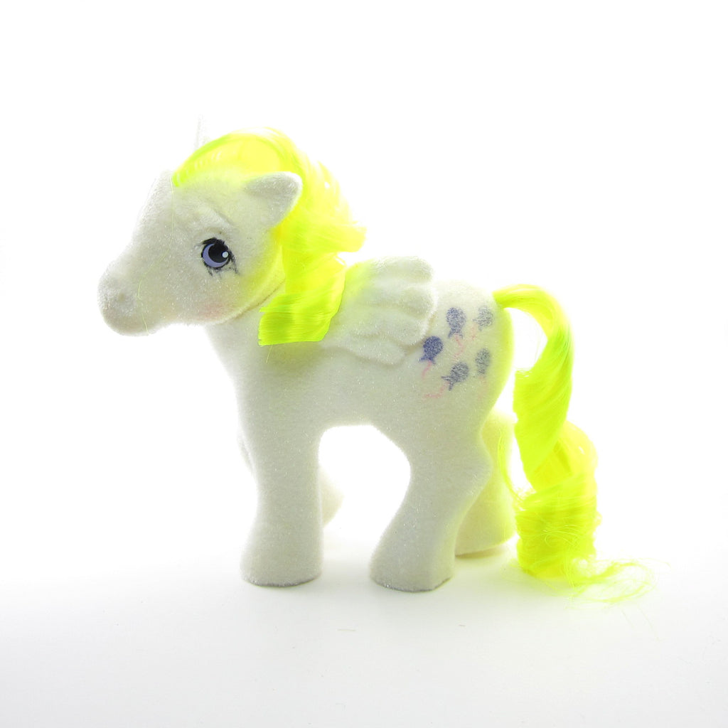 So Soft Surprise My Little Pony Vintage G1 Pegasus