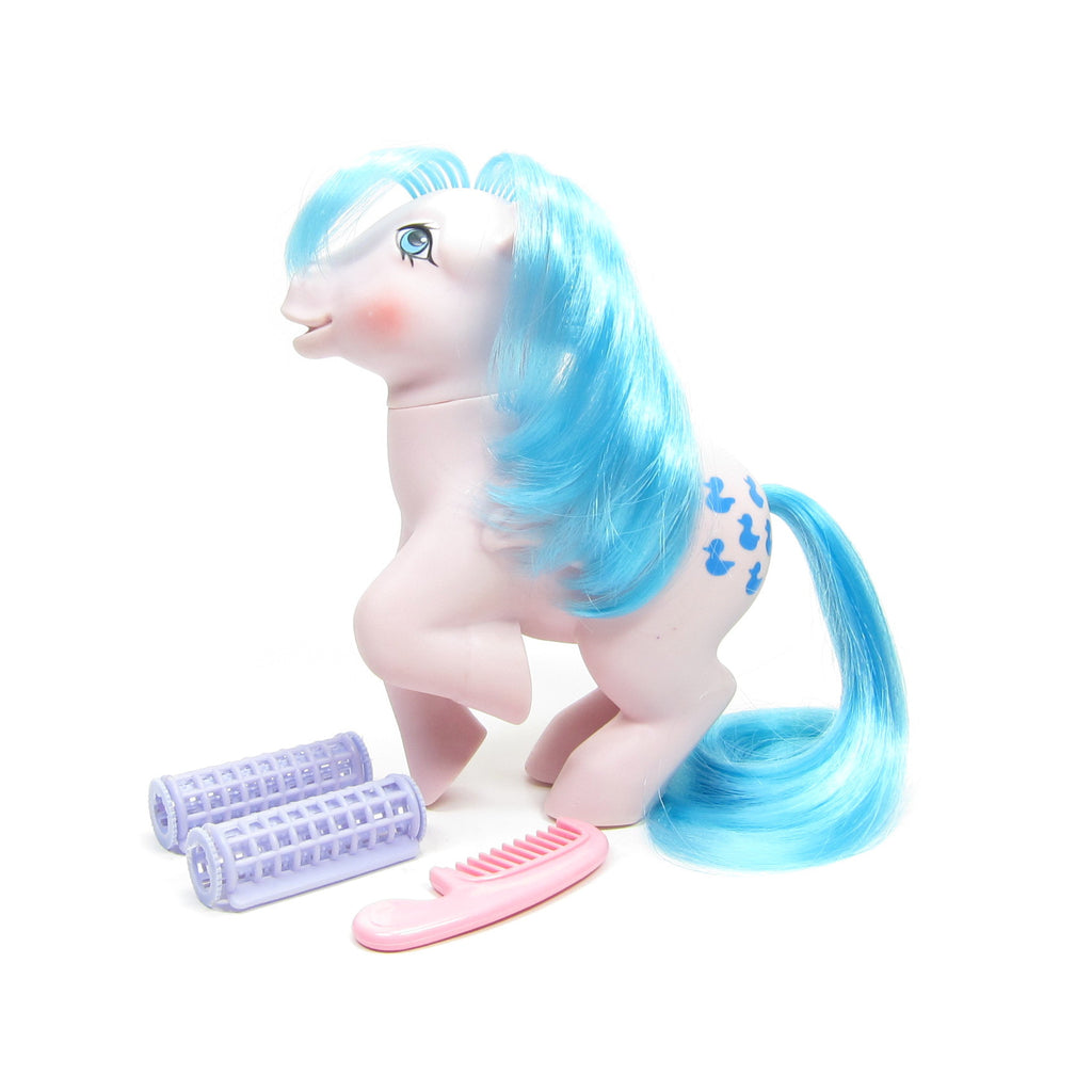 Sprinkles G1 My Little Pony Pegasus from Waterfall Playset