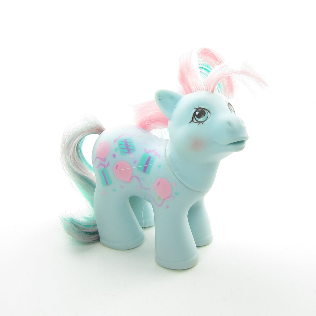Baby Brother Sweet Celebrations My Little Pony Vintage G1 Loving Family