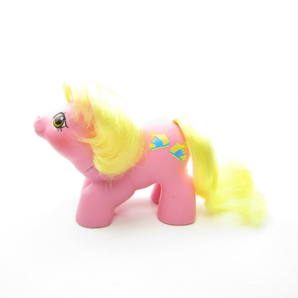Tappy Newborn G1 My Little Pony