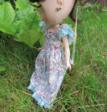 Neo Blythe or playscale doll dress