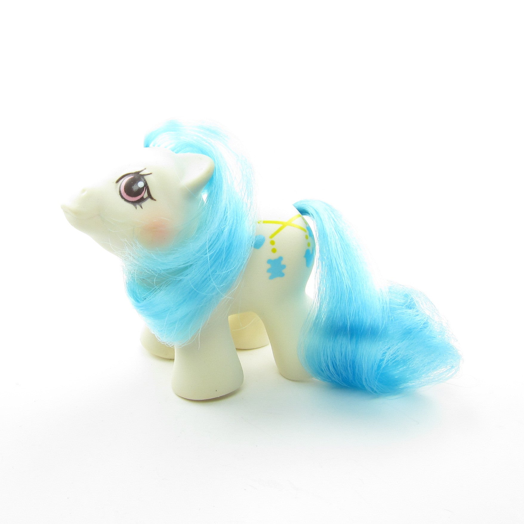 My Little Pony Dangles newborn baby pony