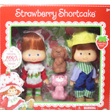 Strawberry Shortcake and Huckleberry Pie classic doll reissue boxed set