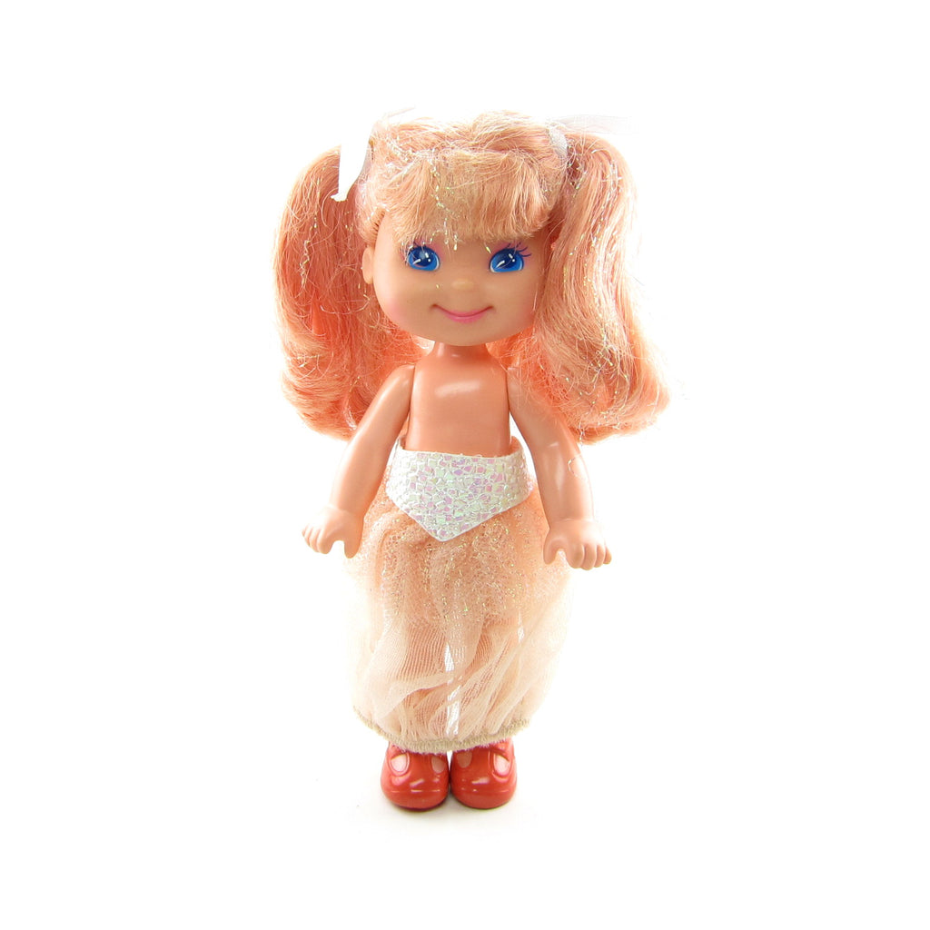 Peach Perfection Doll 1990 Cherry Merry Muffin Friend