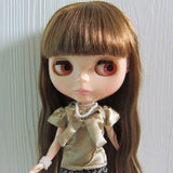 Double Wrapped Pearl Necklace for Blythe Doll