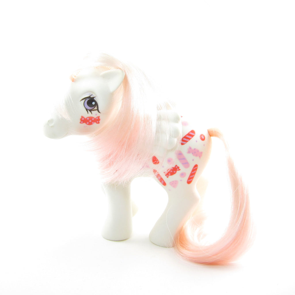 Yum Yum My Little Pony G1 Twice As Fancy Pegasus