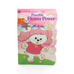 Poochie Flower Power book