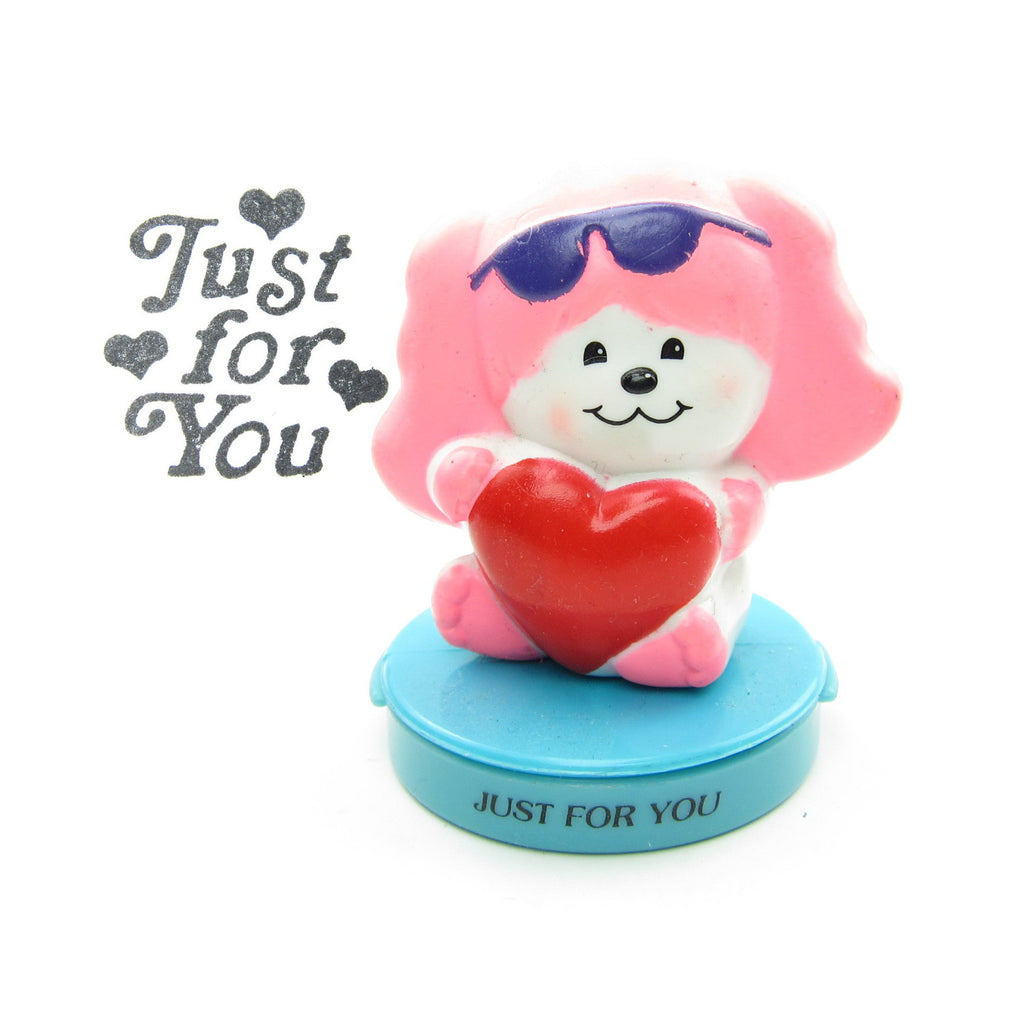 Poochie Ink Stamp - Just for You