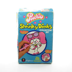 Poochie Shrinky Dinks vintage shrink art set