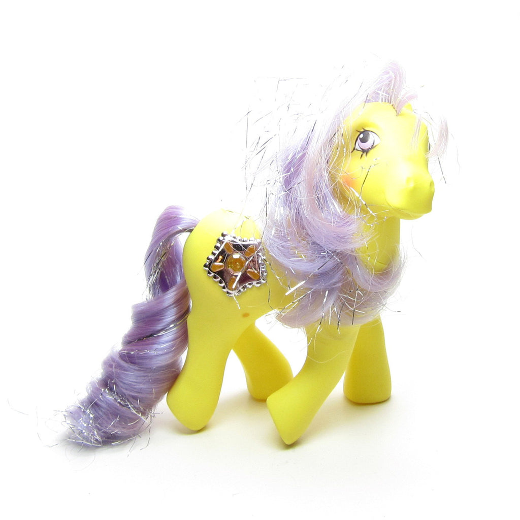 Princess Starburst Amber Vintage G1 My Little Pony
