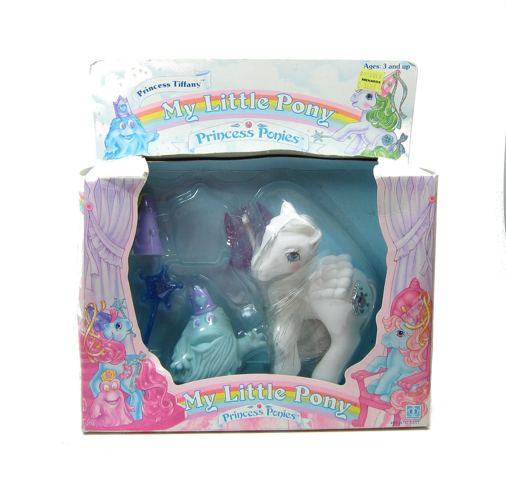 MIB Princess Tiffany Vintage G1 My Little Pony NRFB
