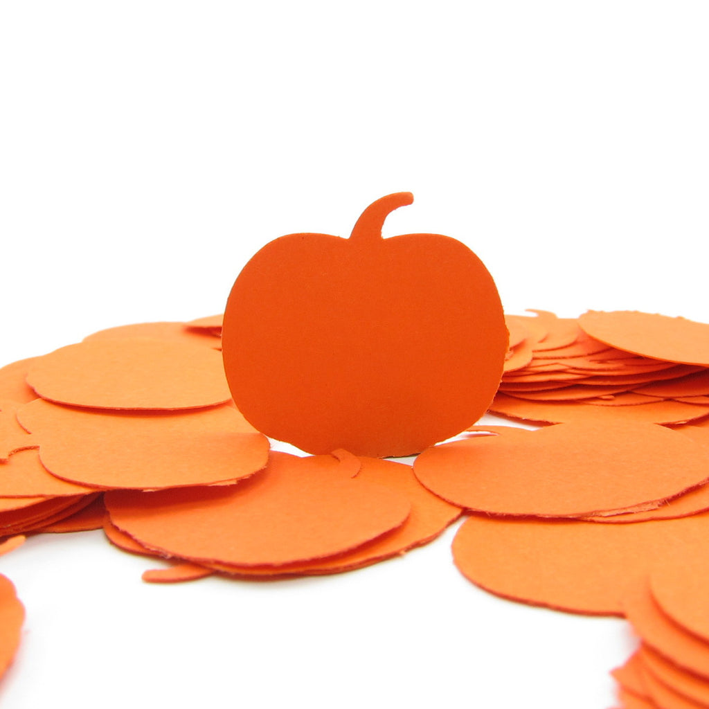 Pumpkin Paper Punches Orange Halloween Fall Pumpkins
