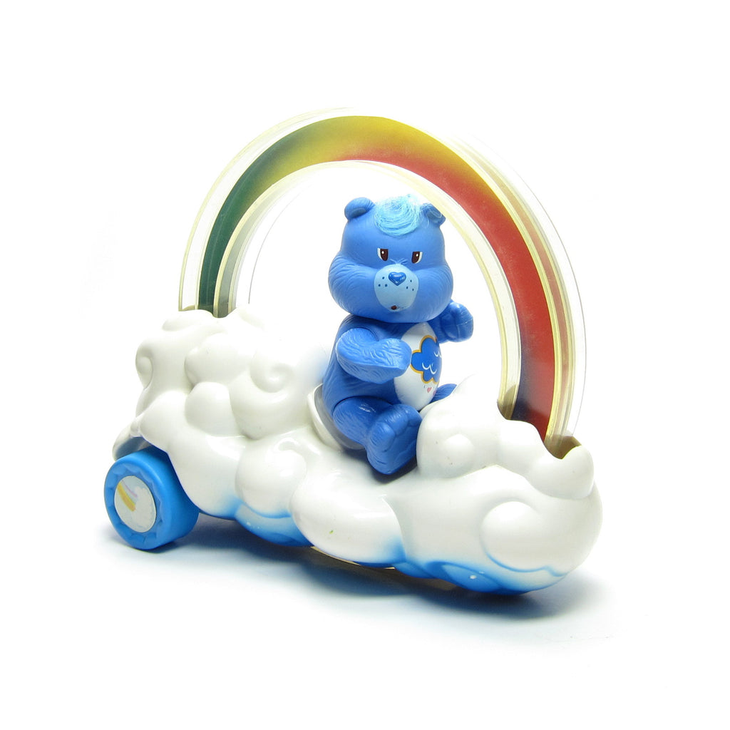 Rainbow Roller Care Bears Cloud Vehicle for Poseable Figures