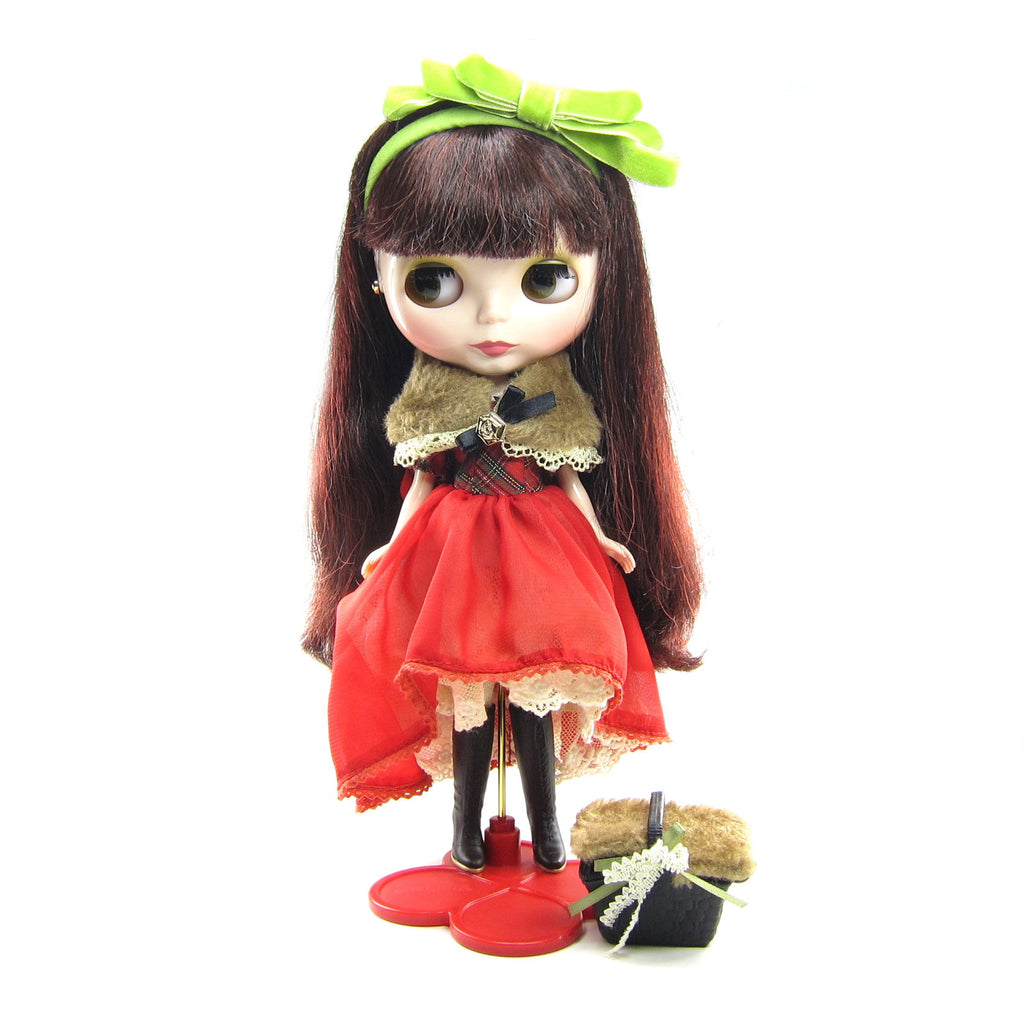 Blythe Red Delicious 11th Anniversary CWC Exclusive Doll