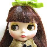 Blythe Red Delicious olive green eyes