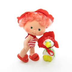 Strawberry Shortcake Berry Wet Beach Outfit