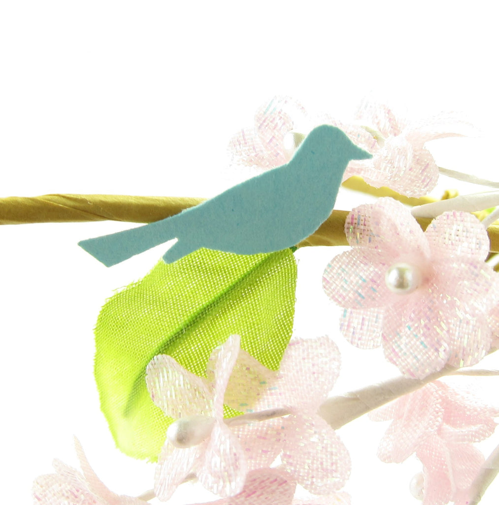 Bird Paper Punches or Confetti for Weddings, Scrapbooking