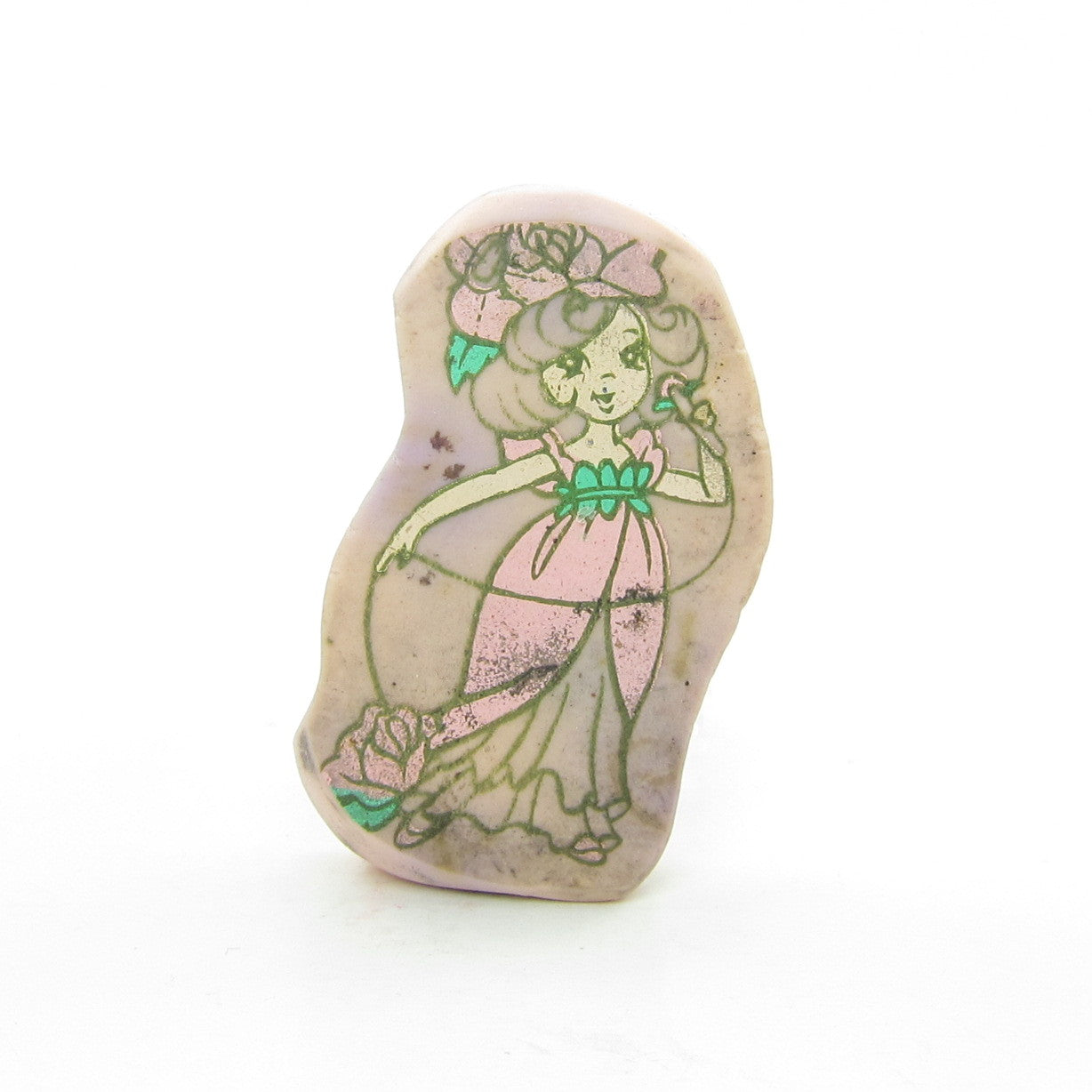 Rose Petal Place eraser
