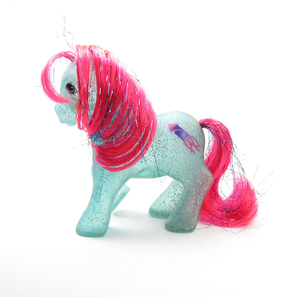 Sky Rocket My Little Pony Vintage G1 Sparkle Ponies