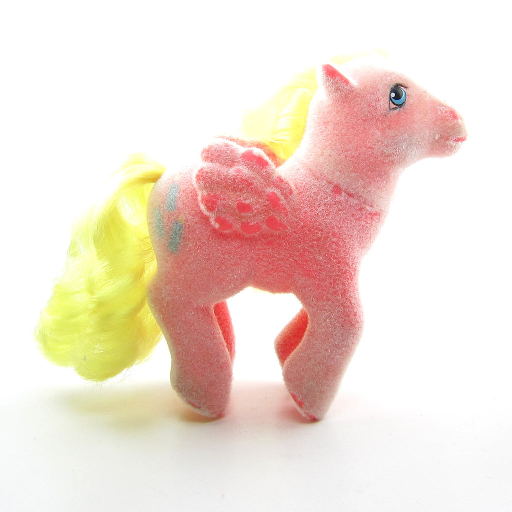 Best Wishes So Soft My Little Pony Vintage G1 from Party Gift Pack