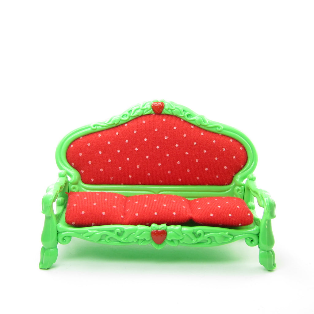 Sofa or Couch for Strawberry Shortcake Berry Happy Home Dollhouse