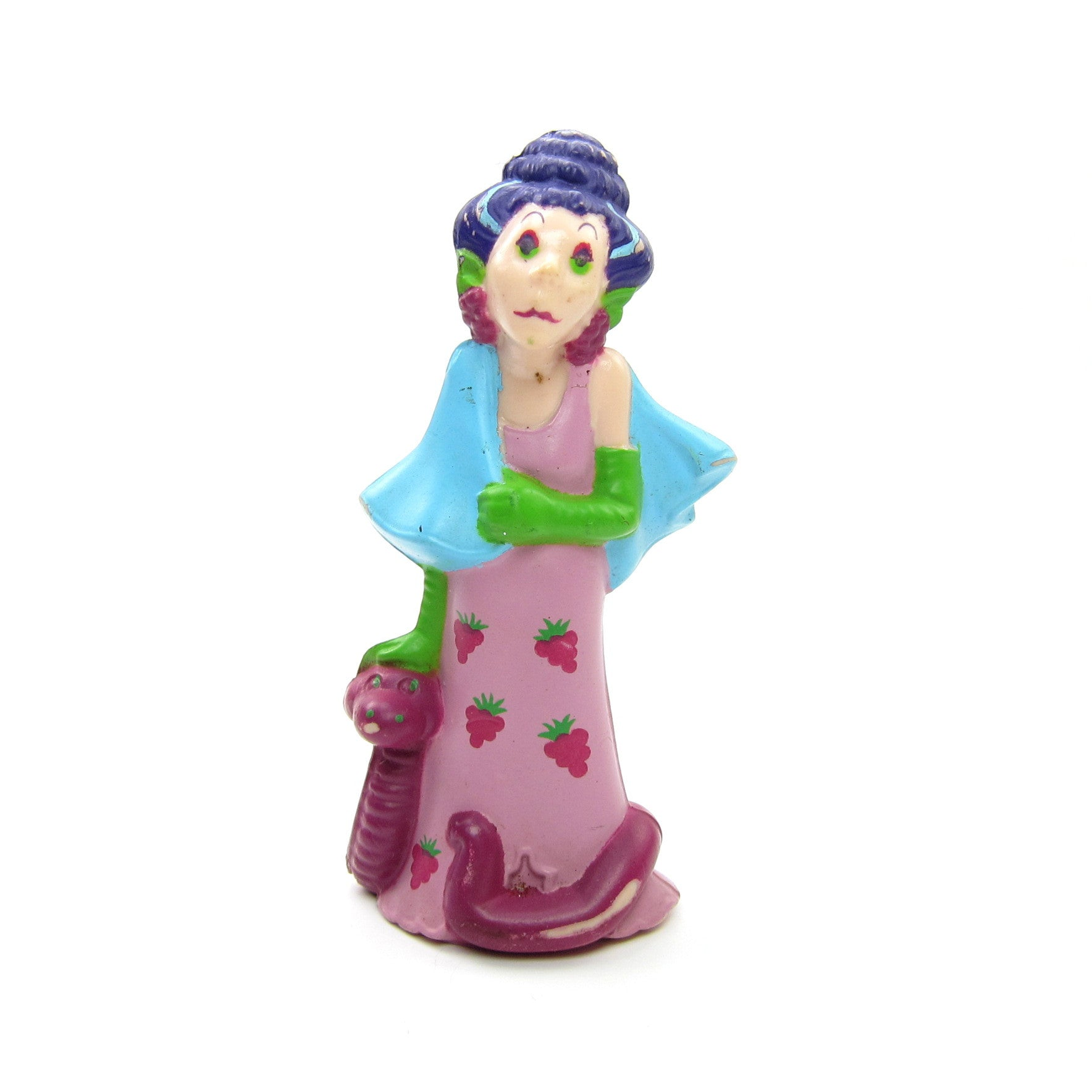 Sour Grapes with Dregs PVC miniature figurine