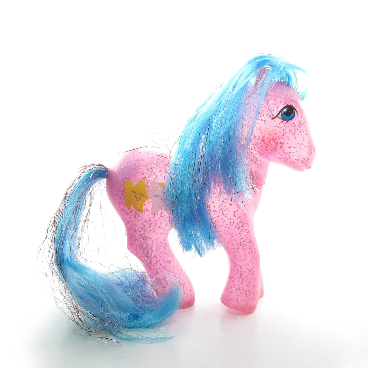 My Little Pony Stardancer pink G1 Sparkle Ponies