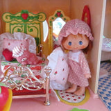 Strawberry Shortcake doll clothes nightgown and nightcap