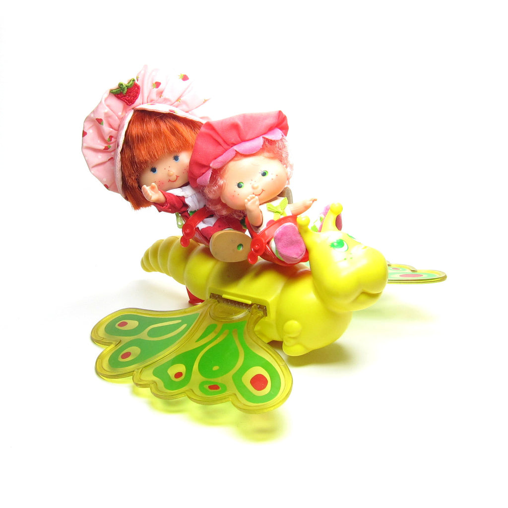 Strawberry Shortcake Butterfly Flitter Bit Toy for Dolls