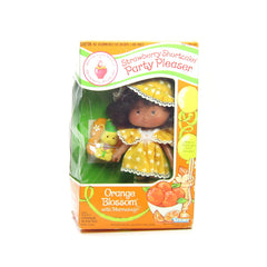 Orange Blossom Party Pleaser doll MIB Mint in Box