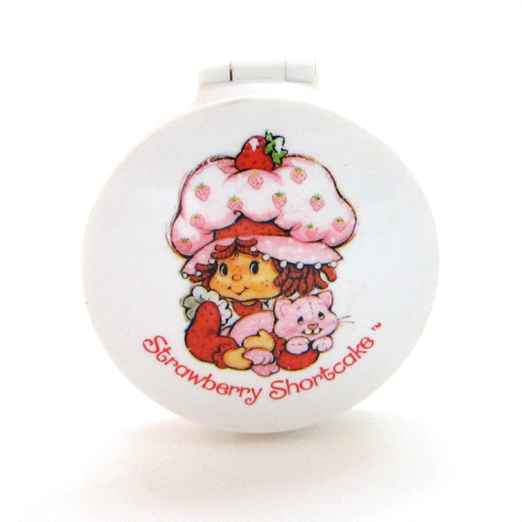Strawberry Shortcake Mirror Compact from Berry Pretty Face Boutique