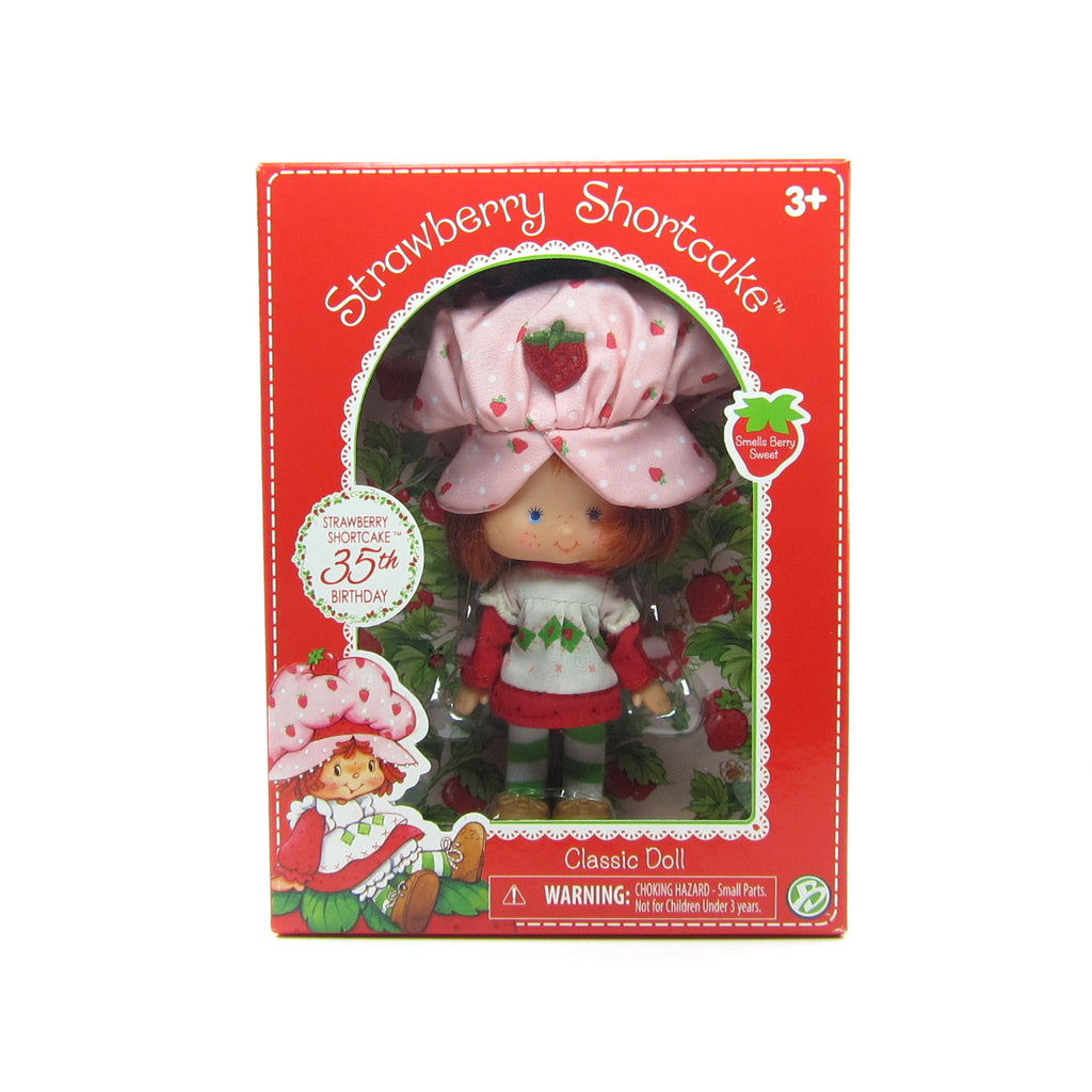 Strawberry Shortcake 35th Birthday 2015 Anniversary Edition Classic Doll