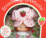Strawberry Shortcake doll with sweet berry scent