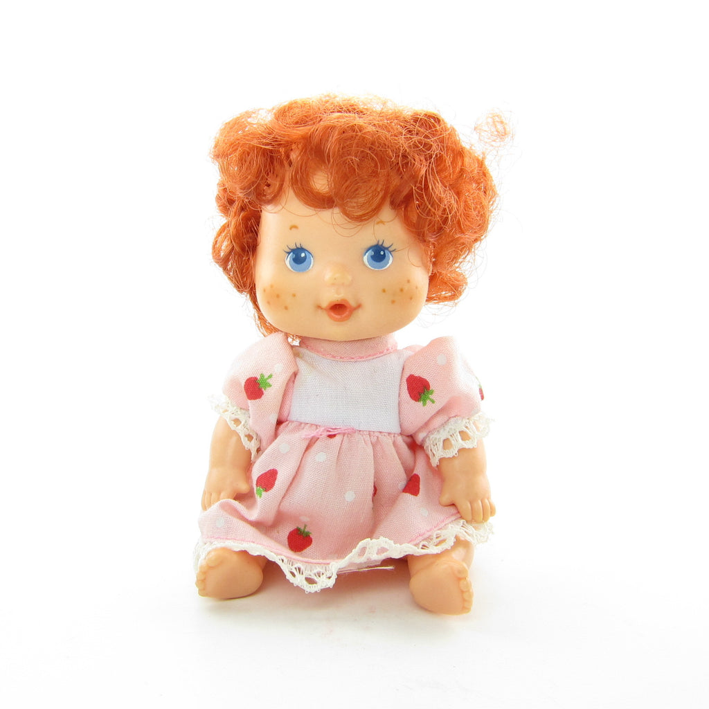 Berry Baby Strawberry Shortcake Doll