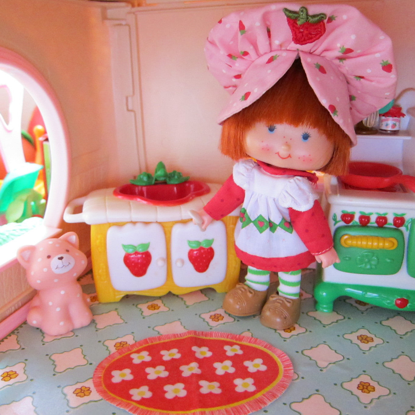 Kitchen Sink For Strawberry Shortcake Berry Happy Home