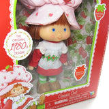 Classic Strawberry Shortcake doll with 1980s design