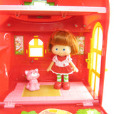 Classic Reissue Berry Happy Home Strawberry Shortcake playset