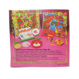 Strawberry Shortcake advertising brochure with play-doh set