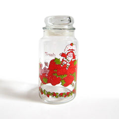 Strawberry Shortcake Fresh kitchen canister jar