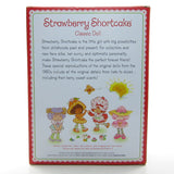 Strawberry Shortcake classic doll with 1980s artwork on box