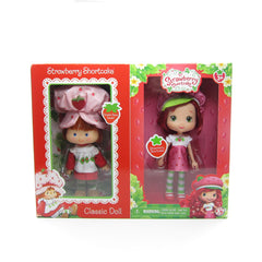 Strawberry Shortcake Then & Now 2 doll boxed set
